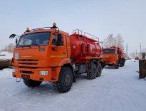 Изображение АКН-10ОД КАМАЗ-43118