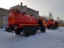 Вакуумный агрегат АКН-10ОД КАМАЗ-43118