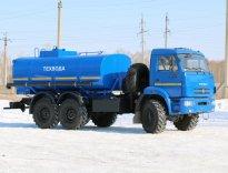 АЦТМ-10 на шасси КАМАЗ-43118