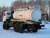 Изображение вакуумной машины МВ-11 КАМАЗ-43118