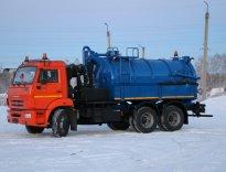 Изображение МВ-15 КАМАЗ-65115