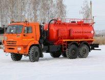 АКН-10 на шасси КАМАЗ-43118 фото с отгрузки