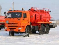 Изображение АКН-10ОД на шасси КАМАЗ-43118