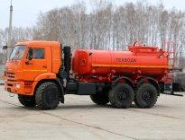 Отгрузка АЦН-12 КАМАЗ-43118