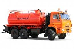 МВ-10 на шасси КАМАЗ-43118 с ВК6М2
