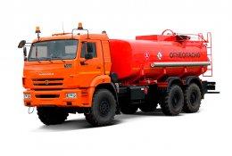 АЦН-15 на шасси КАМАЗ-43118