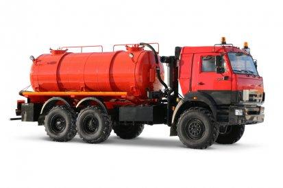 МВ-11,5 на шасси КАМАЗ-43118