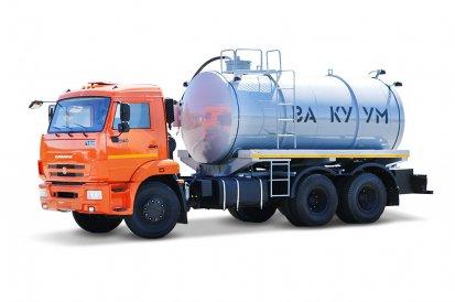 МВ-10 на шасси КАМАЗ-65115