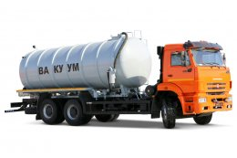 АКН-18 КАМАЗ-6520 (сдвоенный насос)