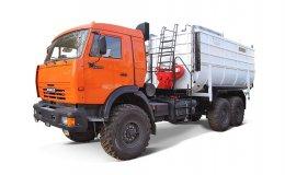 Агрегат смесительно-осреднительный УСО-20Р1 КАМАЗ-43118 (РосНефтеГазИнструмент) фото