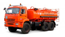 АЦ-12 КАМАЗ-43118