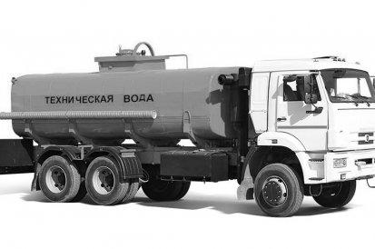 АЦН-17 КАМАЗ-65111