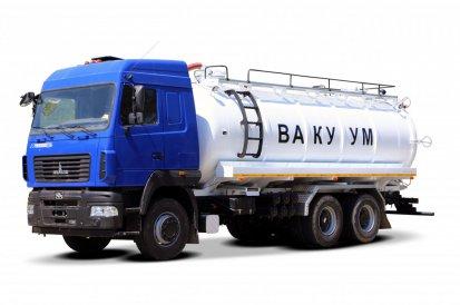 МВ-22ОДМ МАЗ-6312C9