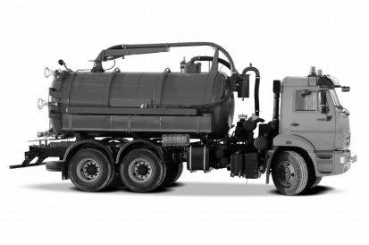 АКНС-10+1 КАМАЗ-65115