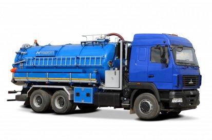 МВС-18 МАЗ-6312С9 Горячий гидроразмыв