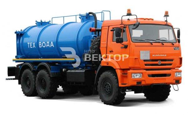 МВ-12 на шасси КАМАЗ-43118