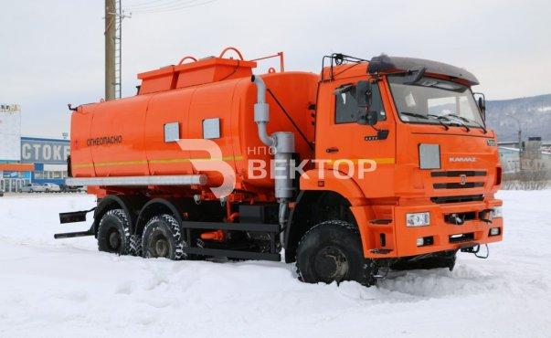 АТЗ-20 КАМАЗ-6522