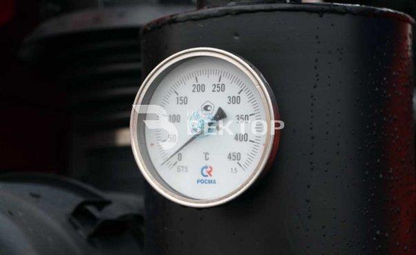 Вакуумометр аналогового типа