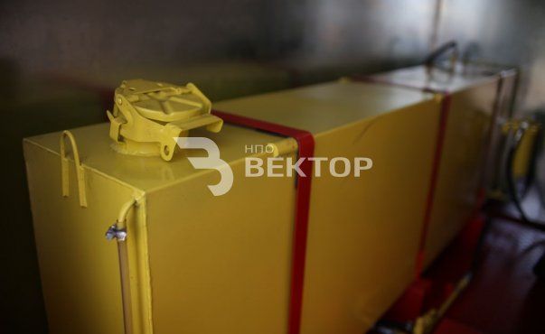 ППУА-1600/100 КАМАЗ-43118