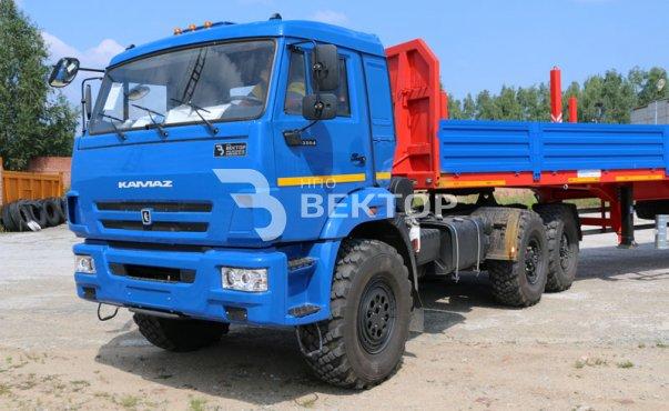 Автопоезд КАМАЗ-53504
