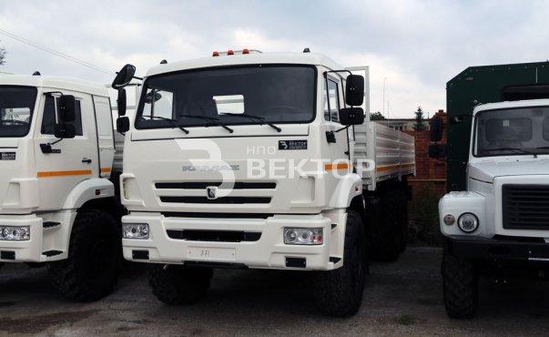 Бортовой КАМАЗ-43118