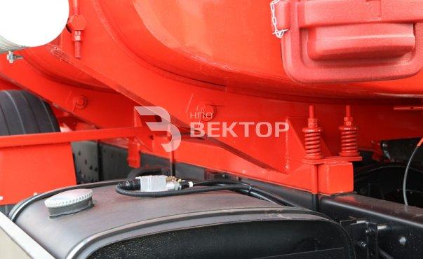 АЦ-7,5 КАМАЗ-43502