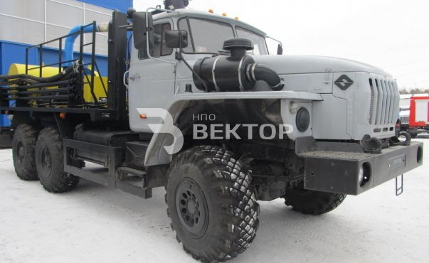 АДПМ-12/150 Урал-4320