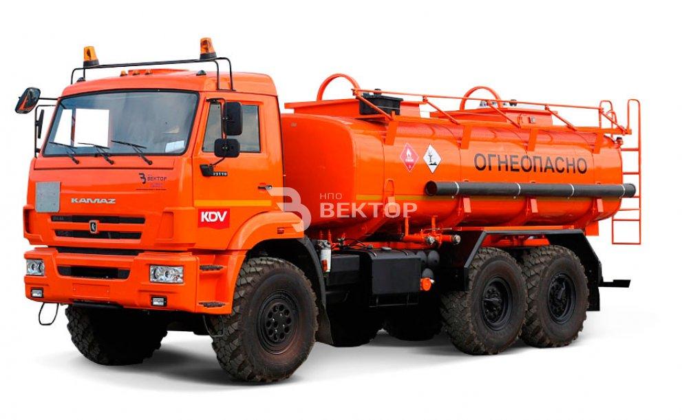 АТЗ-12 на шасси КАМАЗ-43118
