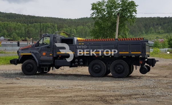 Локомобиль ЛОКО-1 Урал-NEXT
