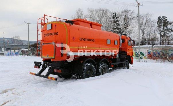 АЦ-20 КАМАЗ-6522