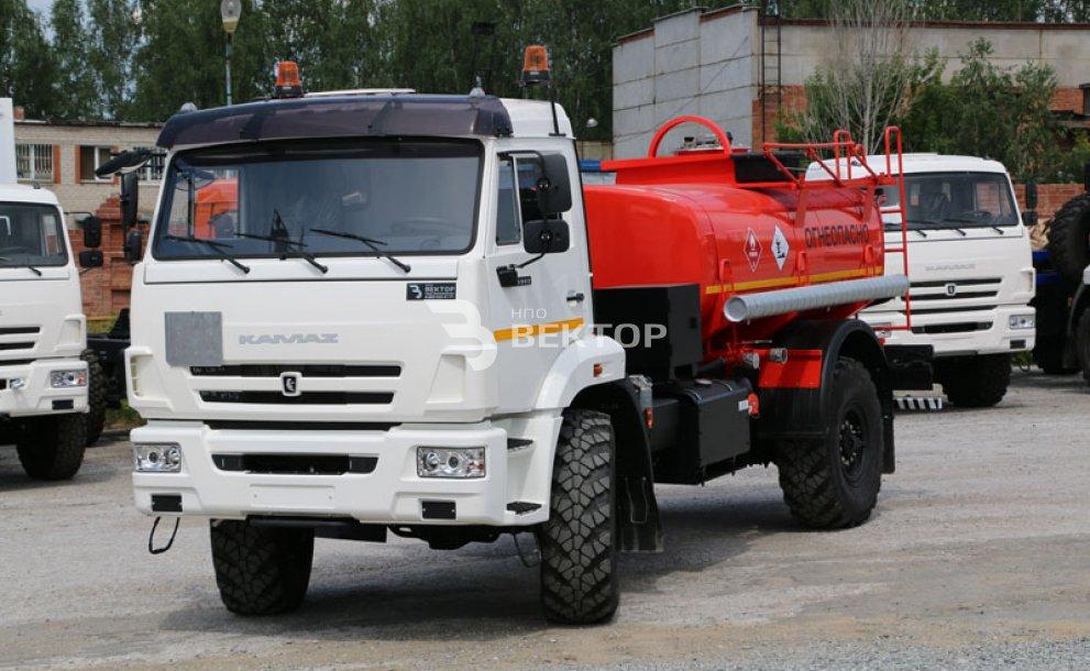 АТЗ-7,5 КАМАЗ-43502