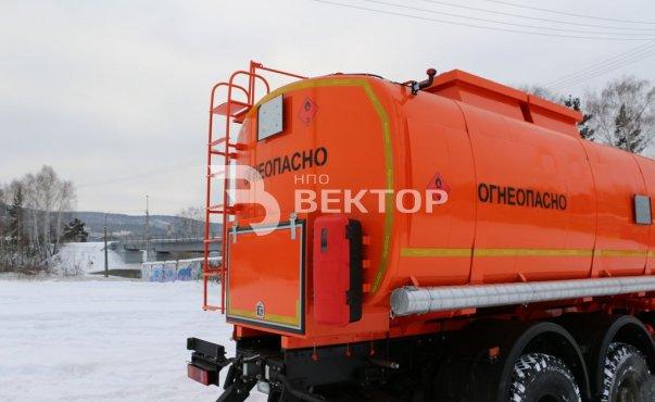АЦН-20 КАМАЗ-6522
