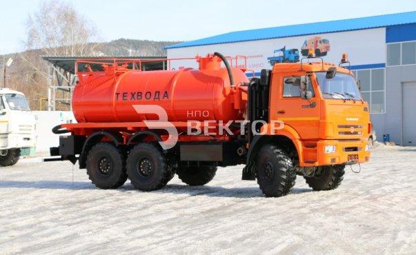 МВ-10 КАМАЗ-43118 с ВК6М2