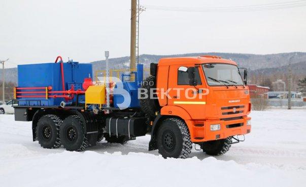 СИН-35 с ВПБ КАМАЗ-43118