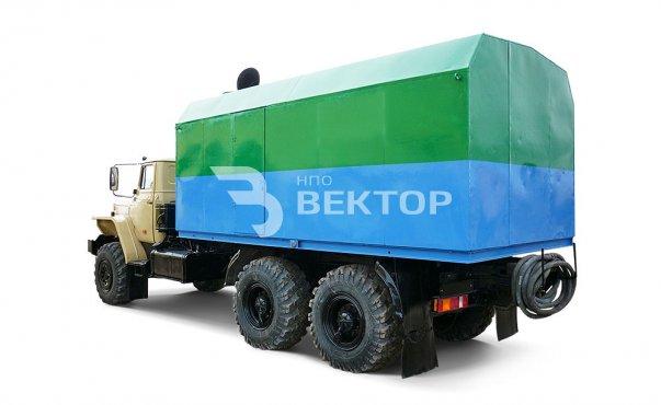 ППУА 1600/100М Урал-4320