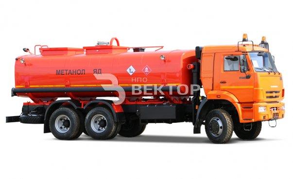 АЦМ-16 КАМАЗ-65111-МЕТАНОЛ