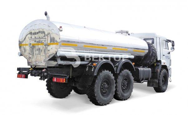 АЦПТ–9,5/10П на шасси КАМАЗ-43118