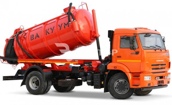 АКНС-7,5 КАМАЗ-43253