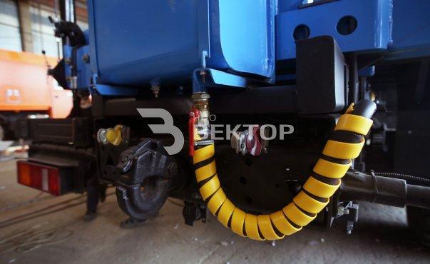 АНРВ КАМАЗ-43118 с КМУ ИМ-95