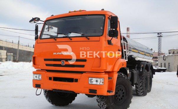 АЦПТ-9,5/10П КАМАЗ-43118