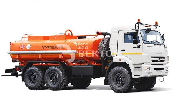 АЦ-10 на шасси КАМАЗ-43118