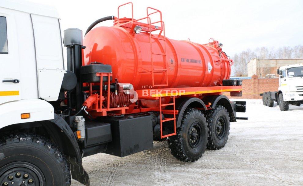 АКНС-10 КАМАЗ-43118