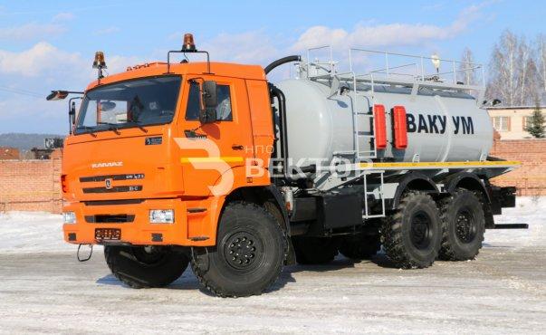 МВ-10 КАМАЗ-43118