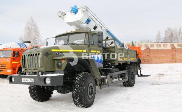 МБШ-519 Урал-43206