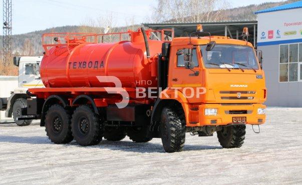 АКН-10 на базе КАМАЗ-43118