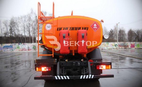 АЦ-10 КАМАЗ-43118