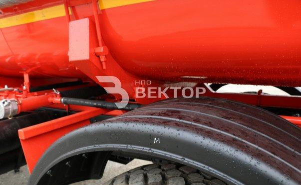 АЦМ-16М КАМАЗ-65111-МЕТАНОЛ