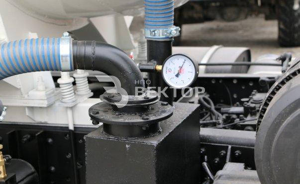 МВ-16 КАМАЗ-65115 (двухнасосная)