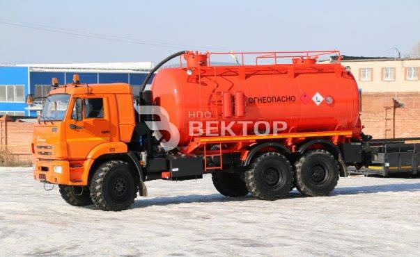 АКН-16 КАМАЗ-43118
