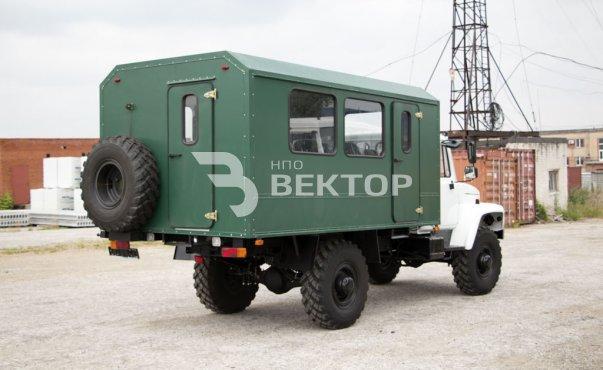 ГАЗ-33081 Садко